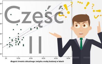 """Analizy statystyczne bez tajemnic czyli """"dziwne"""" wyniki analizy korelacji w podziale na podzbiory – cz. 2"""