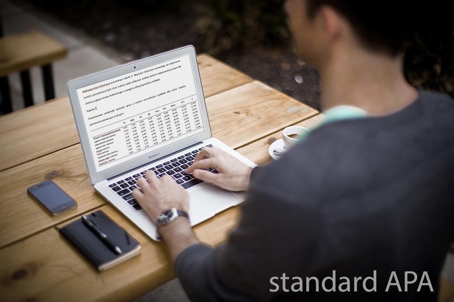 standard APA
